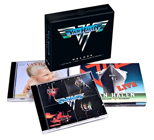 Van Halen - Deluxe (Box Set)(4cd) - Zortam Music