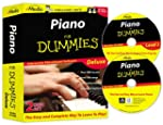 eMedia Piano For Dummies Deluxe (PC &...