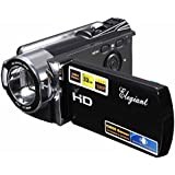 Gadget Emperor® 1080P Digital Video Camera Camcorder with 16x Zoom and Full HD Recording