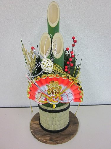正月飾り ミニ門松(大)かわいいミニサイズの門松です。