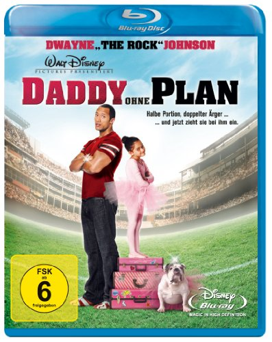 Daddy ohne Plan [Blu-ray]