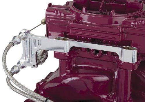 Lokar Tcb-40Dq Billet Aluminum Carburetor Bracket/Spring For Edelbrock Carburetor