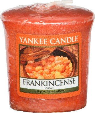 Frankincense Votive / Sampler by Scented Candle Shop