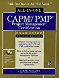 img - for CAPM/PMP Project Management Certification All-in-One Exam Guide with CD-ROM, Second Edition book / textbook / text book