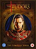 The Tudors - Complete Season 1-4 [DVD]