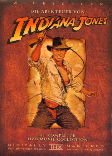 Indiana Jones - Box Set (4 DVDs)