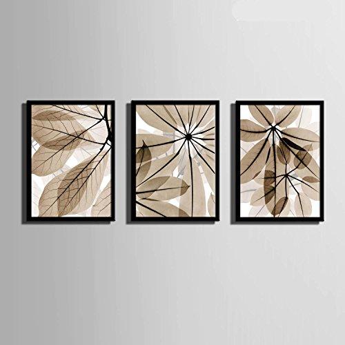 modylee transparente farbige bl tter gerahmt plane videos. Black Bedroom Furniture Sets. Home Design Ideas