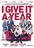 I Give It a Year [DVD]