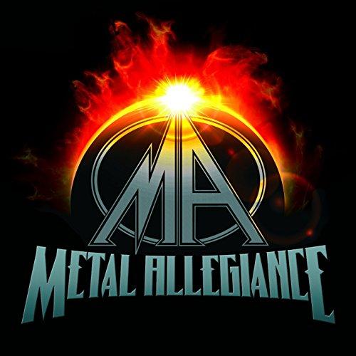 CD : Metal Allegiance - Metal Allegiance (With DVD, Digipack Packaging, 2 Disc)