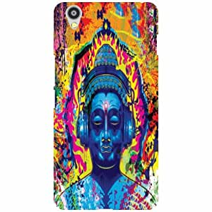 Oneplus X Back Cover - Spiritual Designer Cases