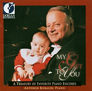 My Gift to You: Piano Encores