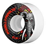 Powell Peralta Vallely Elephant SF Skateboard Wheels - 51mm