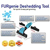 Pet Grooming Tools - Professional Pet Deshedding Tool for Dogs & Cats -All Hair Types- Single or Double Coat -All Sizes Small, Medium & Large - 3 Blades To Cover All Your Pets