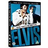Elvis: That's The Way It Is (2-Disc Special Edition) [DVD] [1970]by Elvis Presley