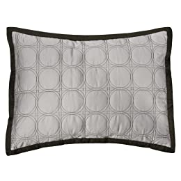 Product Image DwellStudio™ for Target® Circle Sham - Charcoal