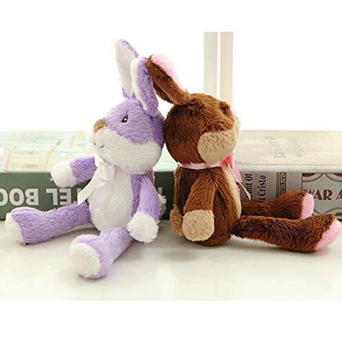 [2PC Stuffed Toys Plush Animals Ultra Soft Cute Bunny Rabbit Doll Plush Toys Small Gift Doll Pillow Gifts For] (Cat Sushi Halloween Costume)