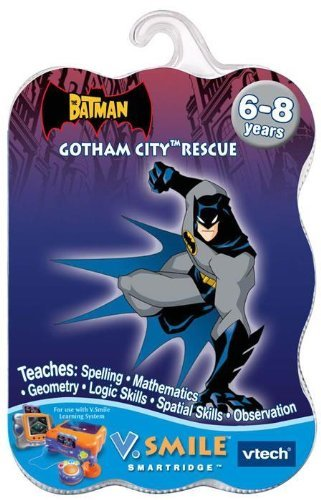Vtech - V.Smile - Batman: Gotham City Rescue front-1077321