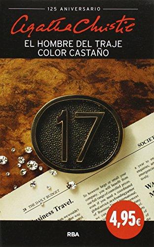 El hombre del traje color castaño (AGATHA CHRISTIE 125A)