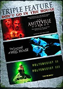 The Amityville Horror / The Legend of Hell House / Poltergeist II / Poltergeist III