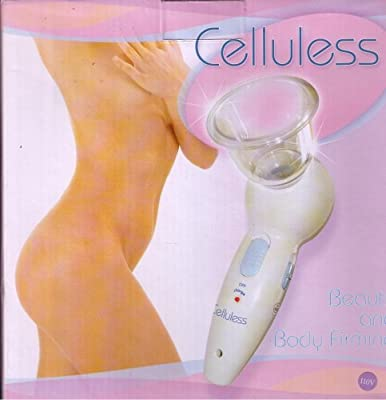 Cellulite Massage - Portatil Vacum Therapy - Cehuloss