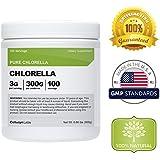Cellusyn Chlorella 300 Grams - Pure Chlorella - 3000mg Per Serving; 100 Servings - High Quality