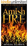 Amish Romance:  Amish Fire: A Sweet Christian Romance (The Amish of Lawrence County, PA)