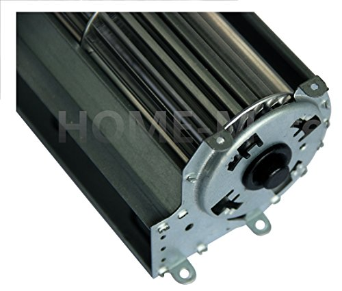 Flame Blower Motor Power 05000 : Hongso gz ep replacement fireplace blower fan