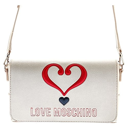 Love Moschino JC4071PP11LF 0110 borsa avorio