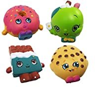 Shopkins Squishy Foam Stress Balls Co…