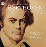Beethoven : Symphonies n° 4 et 5. LSO, Butt.