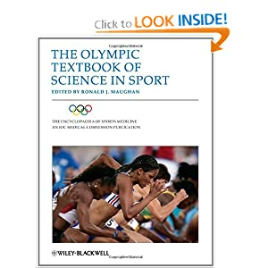 The Olympic Textbook of Science in Sport - Ronald J. Maughan