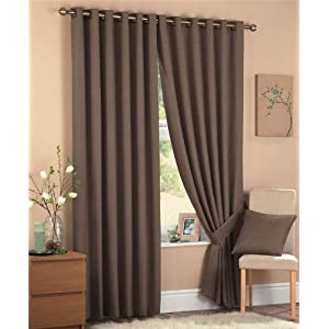 Best buy curtina cassia eyelet lined curtain 66 x 108 cm for Where can i buy curtains online