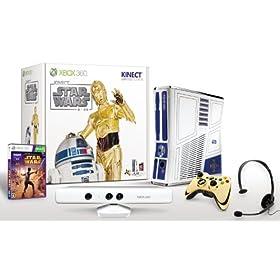 Xbox 360 320GB Kinect �X�^�[�E�E�H�[�Y ���~�e�b�h �G�f�B�V�����y���[�J�[���Y�I���z