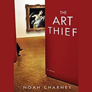 The Art Thief Audiobook