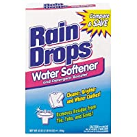 Rain Drops Water Softener, 42 Ounce