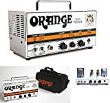 Orange Tiny Terror Head 15-watt Class-A Tube Head