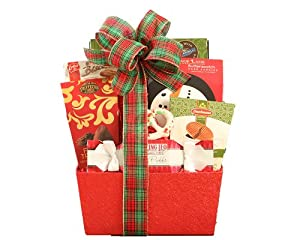 Wine Country Gift Baskets Holiday Sampler