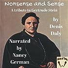 Nonsense and Sense Hörbuch von Denis Daly Gesprochen von: Nancy German