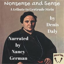 Nonsense and Sense Audiobook by Denis Daly Narrated by Nancy German
