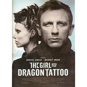 【映画パンフレット】 『ドラゴン・タトゥーの女』 監督: デヴィッド・フィンチャー 出演者: ロビン・ライトほか
