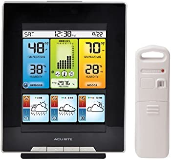 AcuRite Digital Weather Center w/ Thermometer