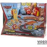 Disney Pixar Cars 2 Geotrax Escape From Big Bentley RC Set
