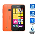 VSTN ® Microsoft Nokia Lumia 730 / 735 Ultra-thin Highest Quality HD clear Premium Tempered Glass Screen Protector (Glass Screen Protector)