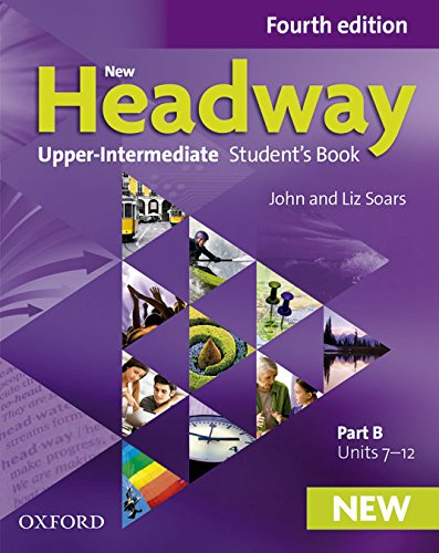 New Headway Upper-Intermediate: Student's Book Workbook Without Key Pack (4th Edition) (New Headway Fourth Edition)