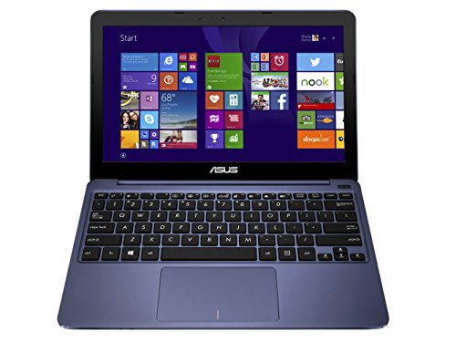 ASUS X205TA-DH01 11.6-Inch Laptop (Dark Blue)