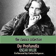 De Profundis | Livre audio Auteur(s) : Oscar Wilde Narrateur(s) : Corin Redgrave