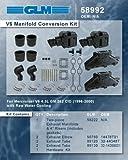 Mercruiser V-6 4.3 Single Piece Manifold Conversion Set   GLM Part Number: 58992