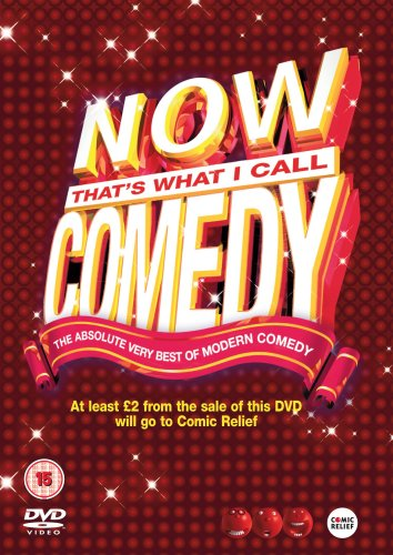Now That's What I Call Comedy - The Absolute Very Best of Modern Comedy [DVD]