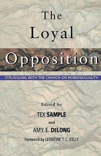 忠诚的反对派: 挣扎与同性恋教堂
