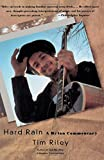 img - for Hard Rain: A Dylan Commentary book / textbook / text book